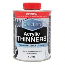 Balchan Acrylic Thinners 1Lt