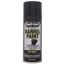 Duplicolor Motorsport Barrel Paint - Gloss Black