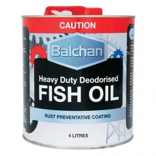 Balchan Fish Oil 4Lt