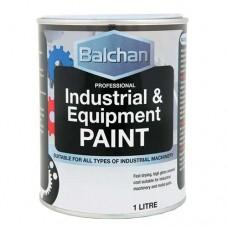 Balchan Industrial Paint Gloss Silver 1Lt