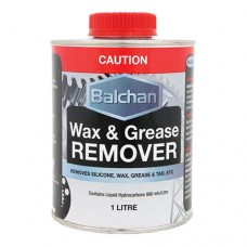 Balchan Wax & Grease Remover 1Lt