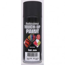 ODD JOBS Satin Black 250gm