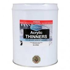 Balchan Acrylic Thinners 20Lt