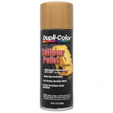 Duplicolor Brake Caliper Paint Gold 340gm
