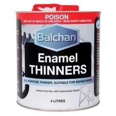 Balchan Enamel Thinners 4Lt