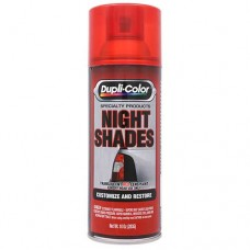 Duplicolor Night Shades Lens Paint Red 283gm