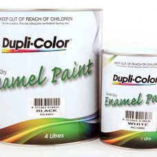 Duplicolor Black 4 Lt