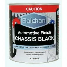 Balchan Chassis Black 4Lt