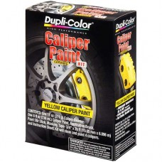Duplicolor Brake Caliper Kit Yellow