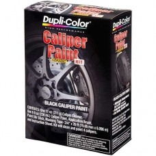 Duplicolor Brake Caliper Kit Gloss Black