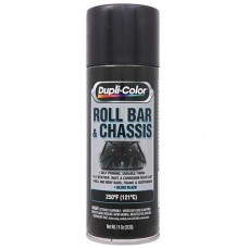 Duplicolor Roll Bar & Chassis Paint Gloss Black 312gm