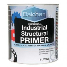 Balchan Industrial Primer Red 4Lt