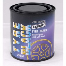 Export Tyre Black 250ml