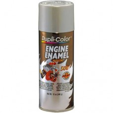 Duplicolor Engine Enamel Cast Coat Aluminium 340gm