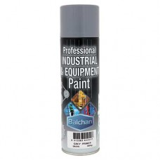 Balchan Industrial & Equipment Paint Grey Primer 400gm