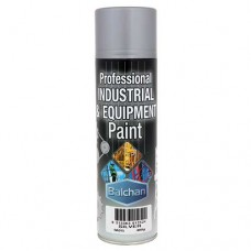 Balchan Industrial & Equipment Paint Silver 400gm