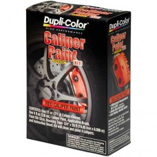 Duplicolor Brake Caliper Kit Red