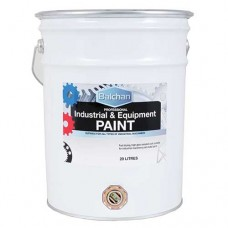 Balchan Industrial Paint Gloss Black 20Lt