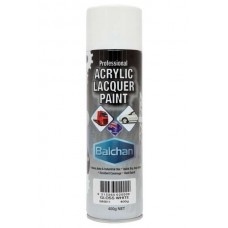 Balchan Acrylic Gloss White 400gm