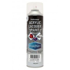 Balchan Acrylic Clear Gloss 400gm